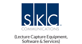 SKC Communications Products, LLC  Lecture Capture Equipment, Software & Services