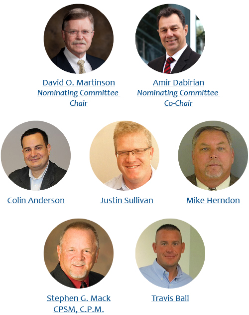 2016 Nominating Committee