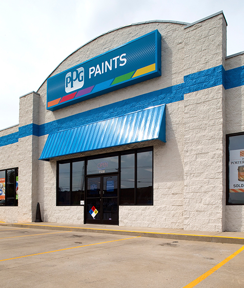 Ppg Paints Contract E I Cooperative Services