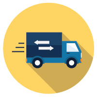 Delivery, Mail, & Freight