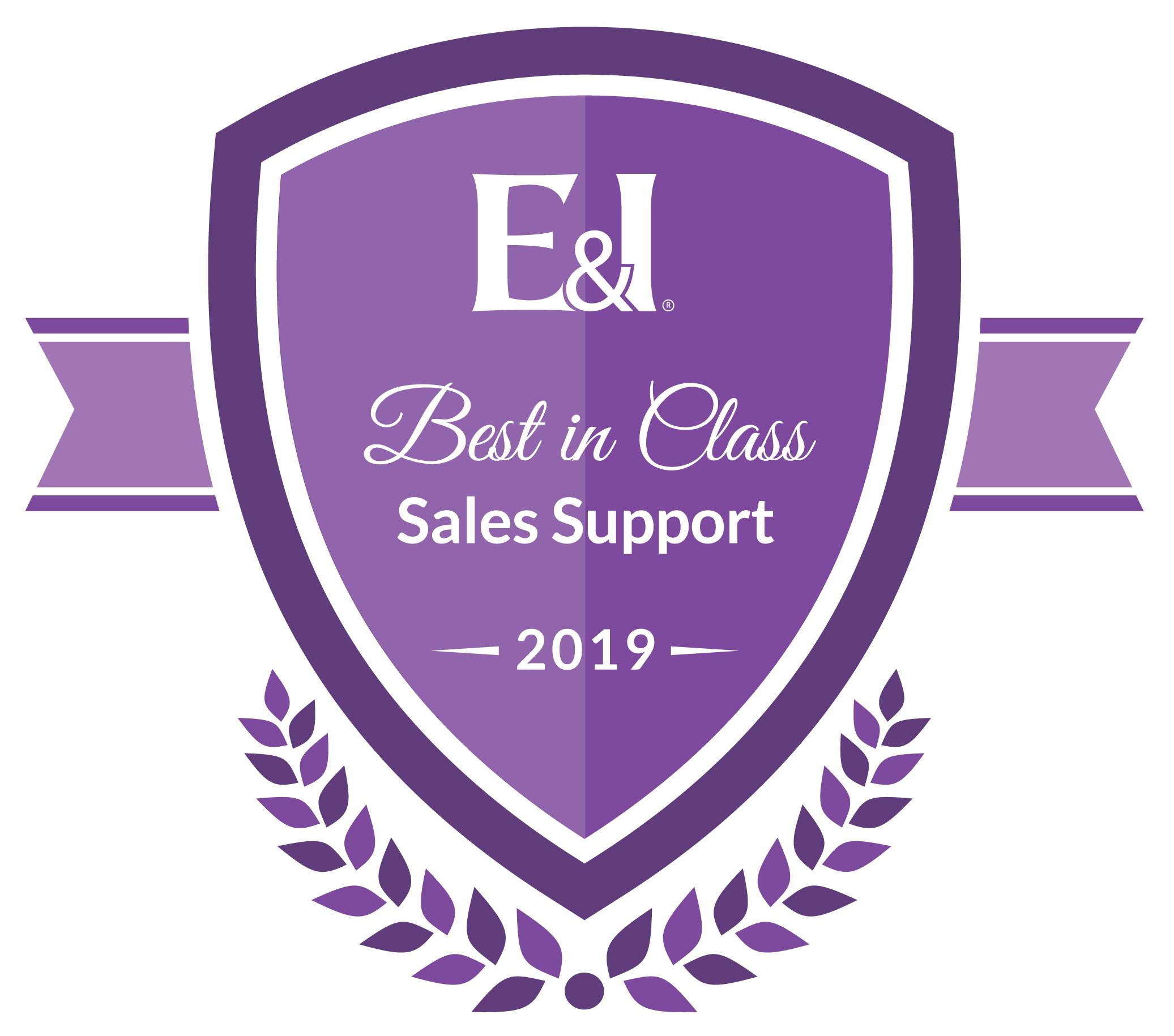 E&I Business Partner Awards
