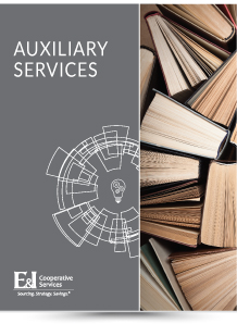 Auxiliary Contracts for Education