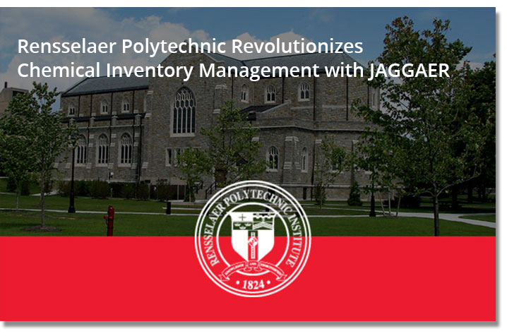 Rensselaer Polytechnic Revolutionizes Chemical Inventory Management with JAGGAER
