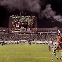 Website 5. Florida State Doak Campbell. Stadium